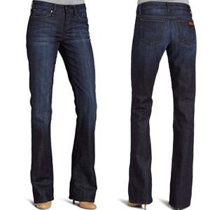 Joe's Jeans Icon Muse Wide Leg Jeans in Baicy Wash